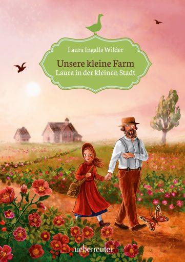 Produktcover: Unsere kleine Farm - Laura in der kleinen Stadt