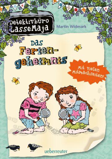 Produktcover: Detektivbüro LasseMaja - Das Feriengeheimnis