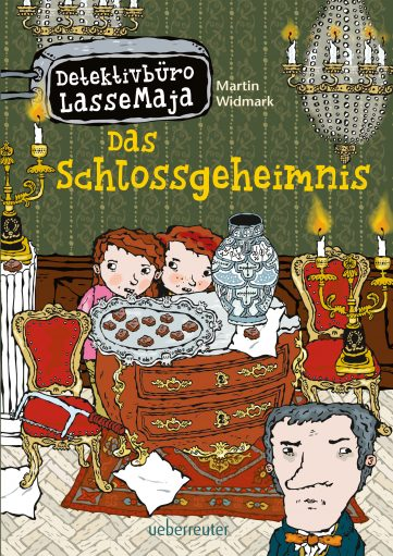 Produktcover: Detektivbüro LasseMaja - Das Schlossgeheimnis
