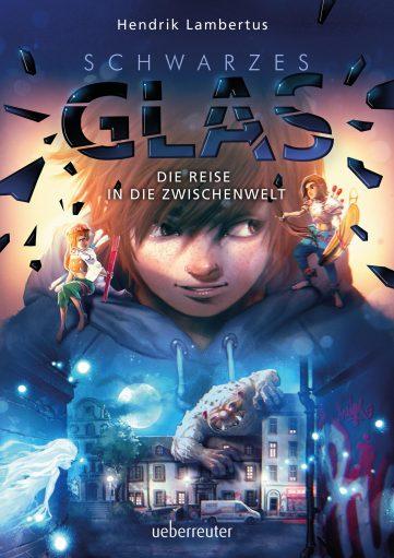Produktcover: Schwarzes Glas - Die Reise in die Zwischenwelt