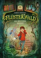 Produktcover: Flüsterwald - Das Abenteuer beginnt