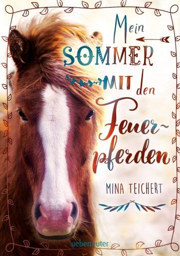 Produktcover: Mein Sommer mit den Feuerpferden