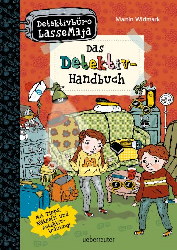 Produktcover: Detektivbüro LasseMaja - Das Detektiv-Handbuch