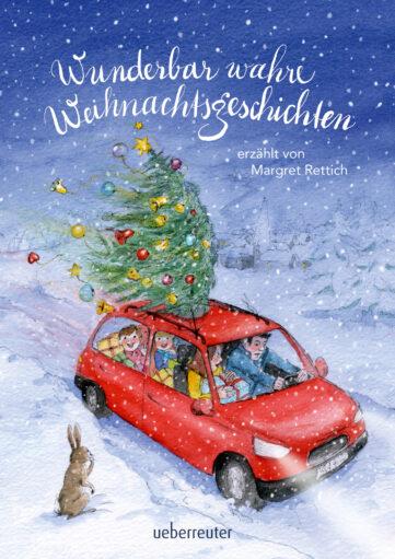 Produktcover: Wunderbar wahre Weihnachtsgeschichten