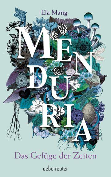 Produktcover: Menduria - Das Gefüge der Zeiten