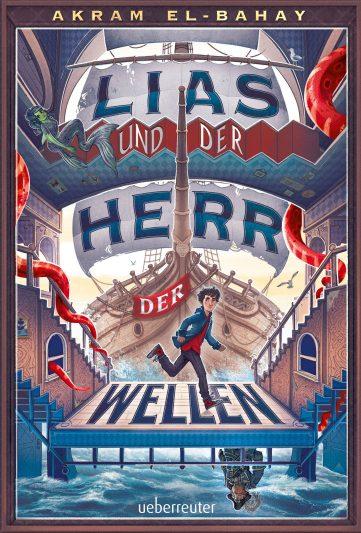 Produktcover: Lias und der Herr der Wellen