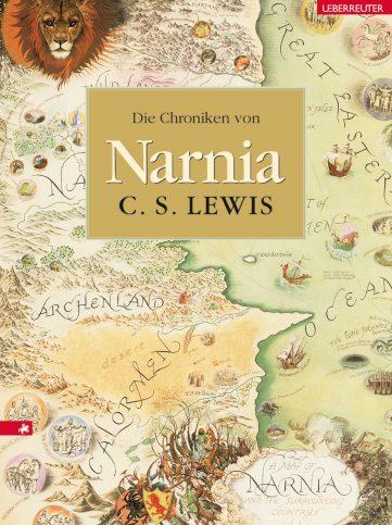 Produktcover: Die Chroniken von Narnia - Illustrierte Gesamtausgabe