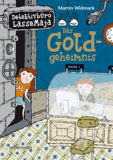 Produktcover: Detektivbüro LasseMaja - Das Goldgeheimnis