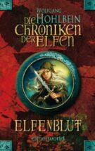 Produktcover: Die Chroniken der Elfen – Elfenblut