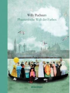 Werkstattgespräch und Buchpräsentation »Willy Puchners Phantastische Welt der Farben«