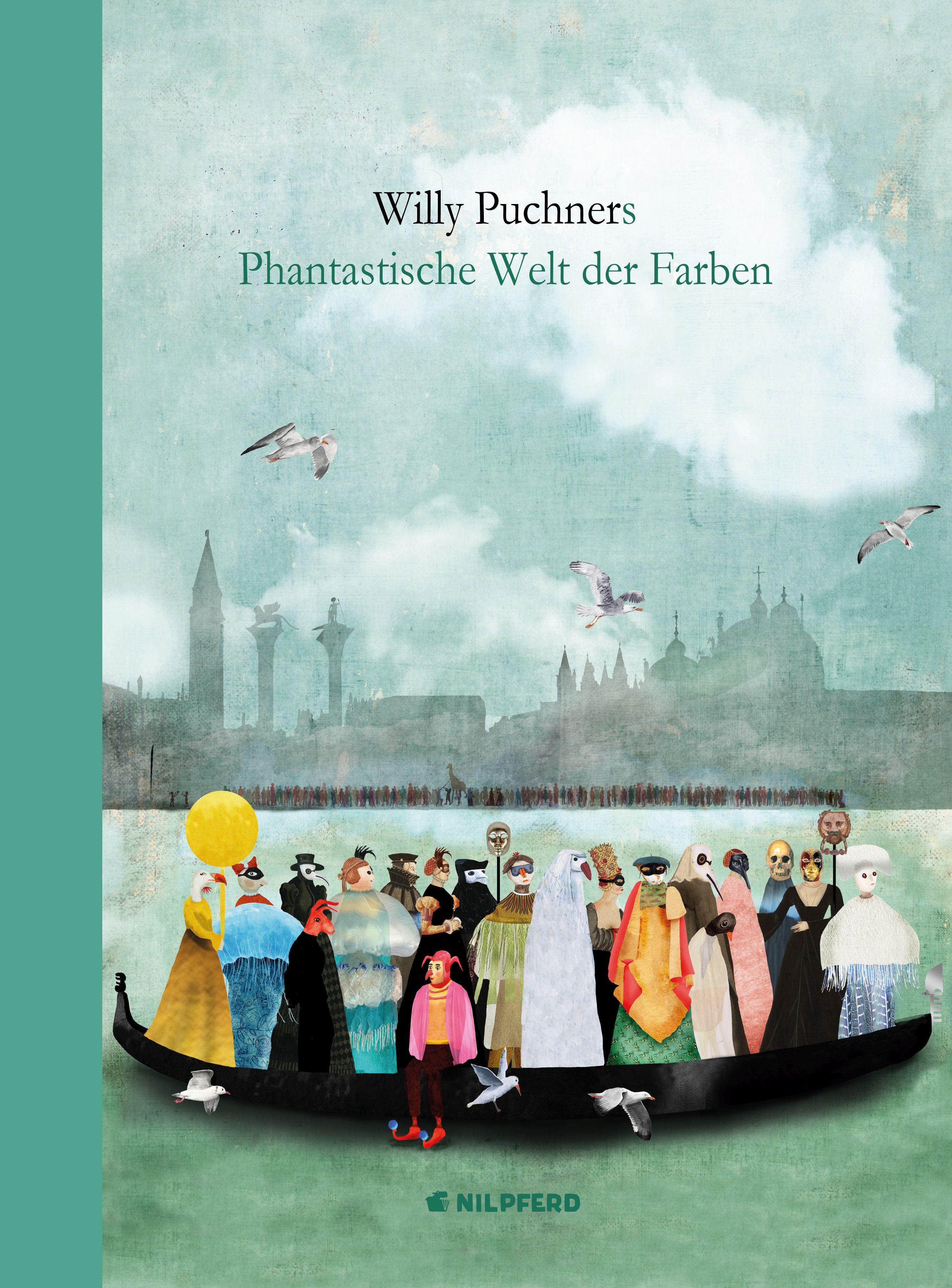 Willy Puchners Phantastische Welt der Farben