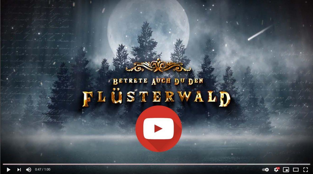 Durch das Portal der Zeit - Flüsterwald Teil 3