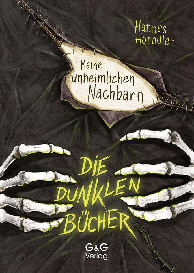 """Neue Reihe: """"Die dunklen Bücher"""""""