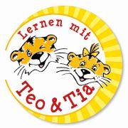 Ich lerne gerne mit Teo & Tia!