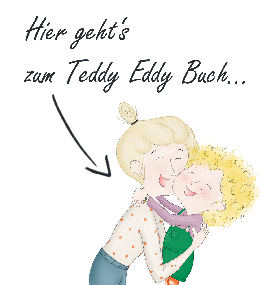 Teddy Eddy Buch
