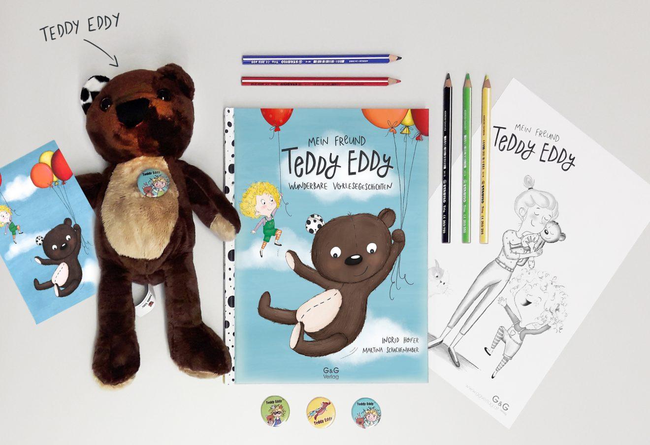 Teddy Eddy_Gewinnspiel